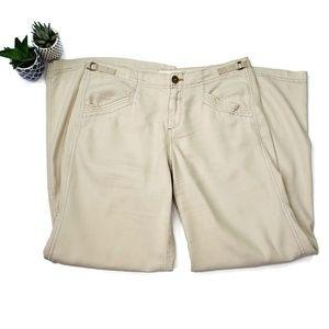 Anthropologie Hei Hei Libby Wide Leg Pants